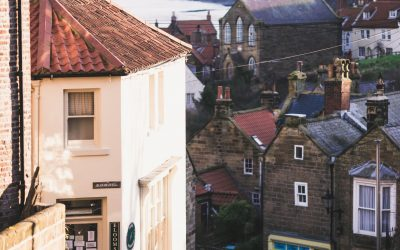 UK Housing Prices At Record Lows
